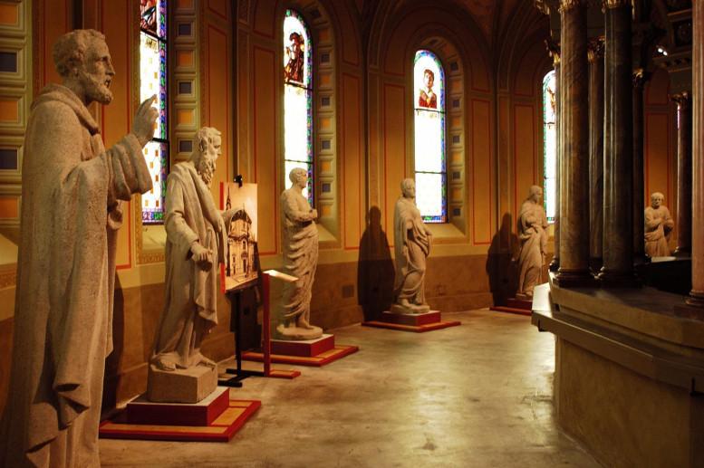 Museo della Basilica dei SS Antonio e Cabrini