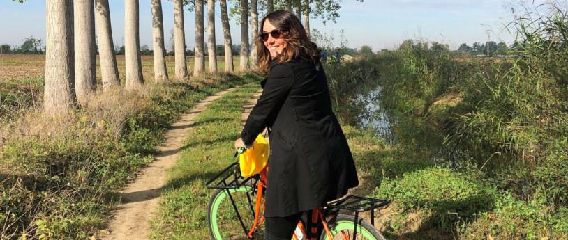 Lodi Vecchio sulle due ruote - blog Vivere Per Raccontarla - Francesca Guatteri