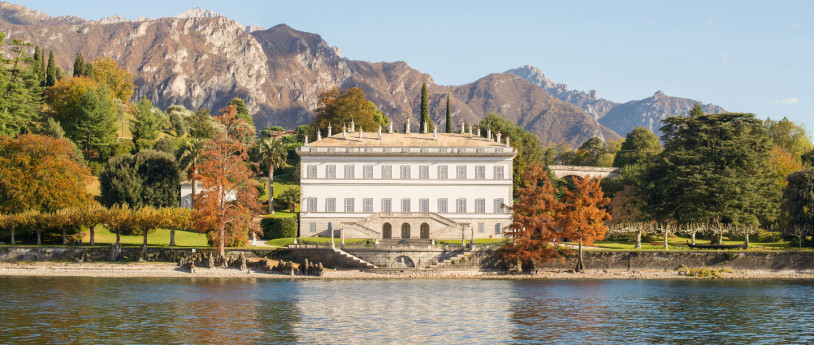 Bellagio (CO) - Villa Melzi d'Eril