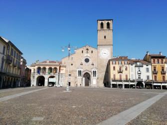 Il centro storico di Lodi