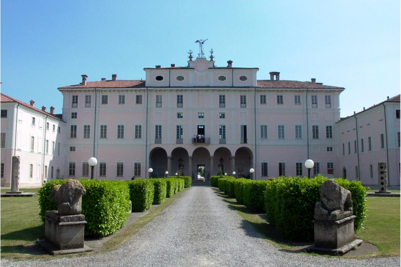 Villa Litta Carini Ingresso