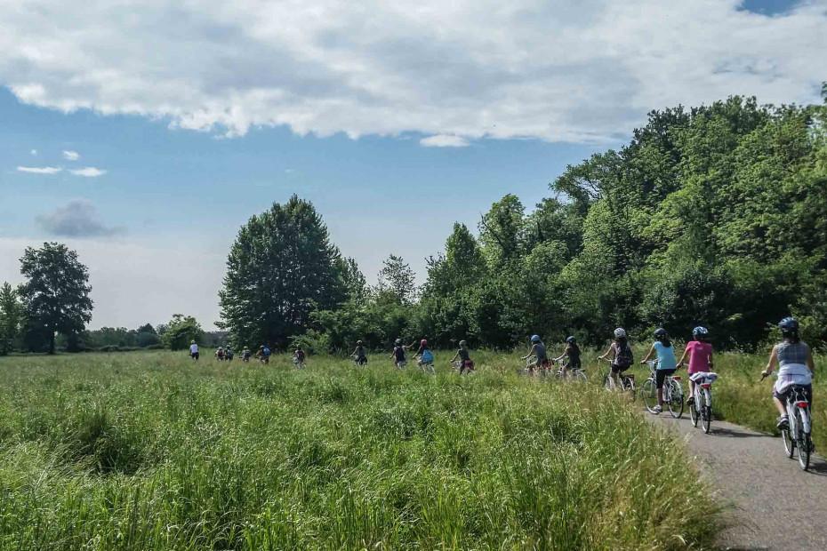 7. Gite scolastiche in bicicletta