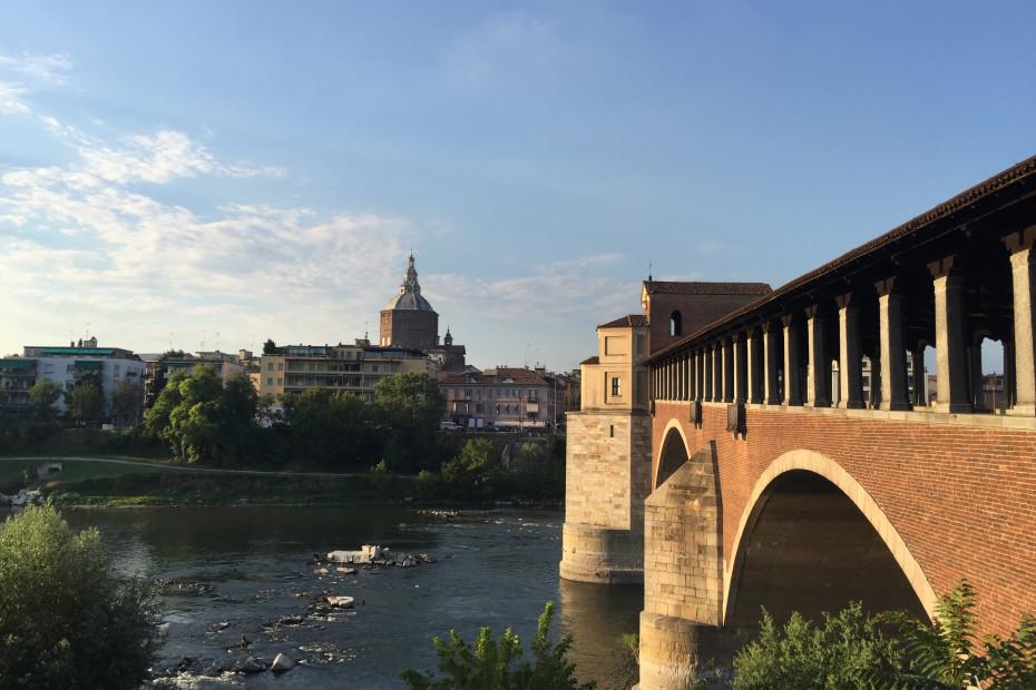 3. Leonardo a Pavia