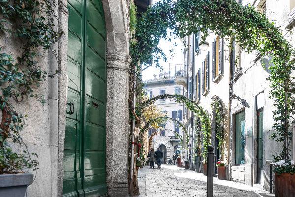Centro storico di Como