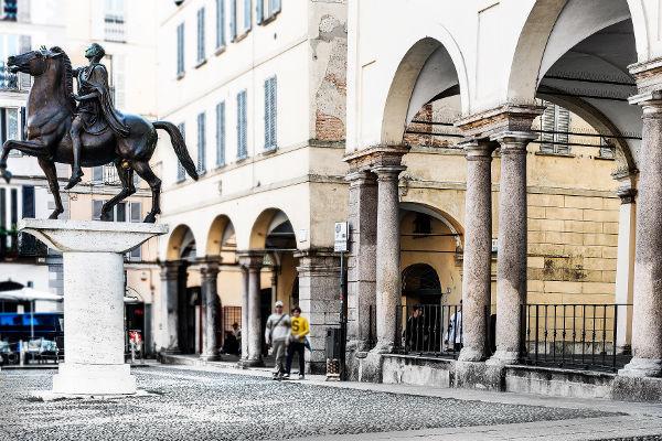 Centro storico di Pavia