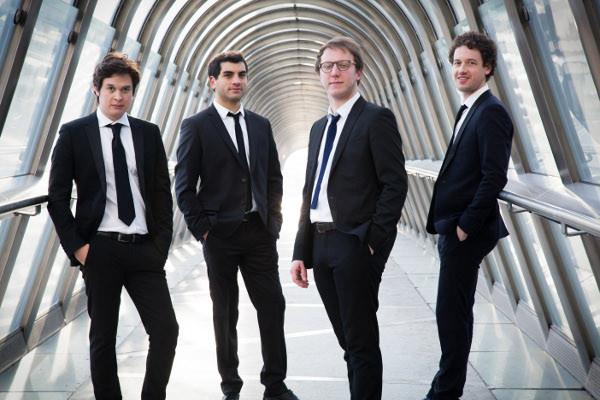 Quartetto Van Kuijk