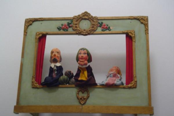 Burattini de Museo del Giocattolo Santo Stefano Lodigiano