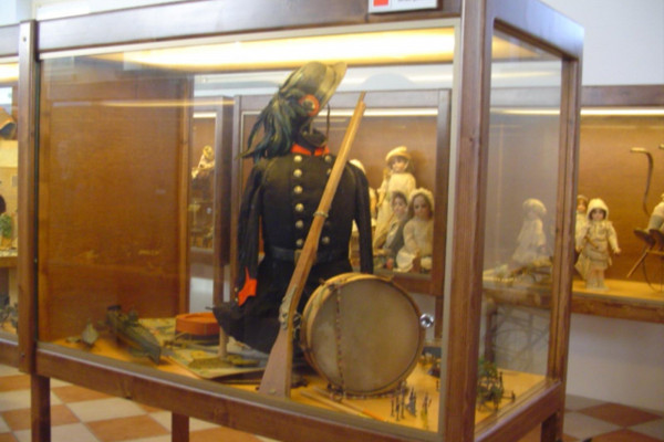 Soldatino de Museo del Giocattolo Santo Stefano Lodigiano