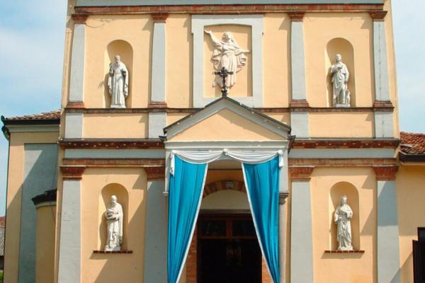 Montanaso Lombardi Santuario della Madonna di Arcagna